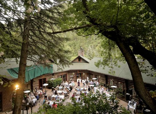 Log Haven - Utah\'s Best Restaurant, Wedding and Reception Venue