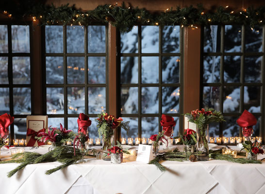 Log Haven Utahs Best Restaurant Wedding And Reception Venue